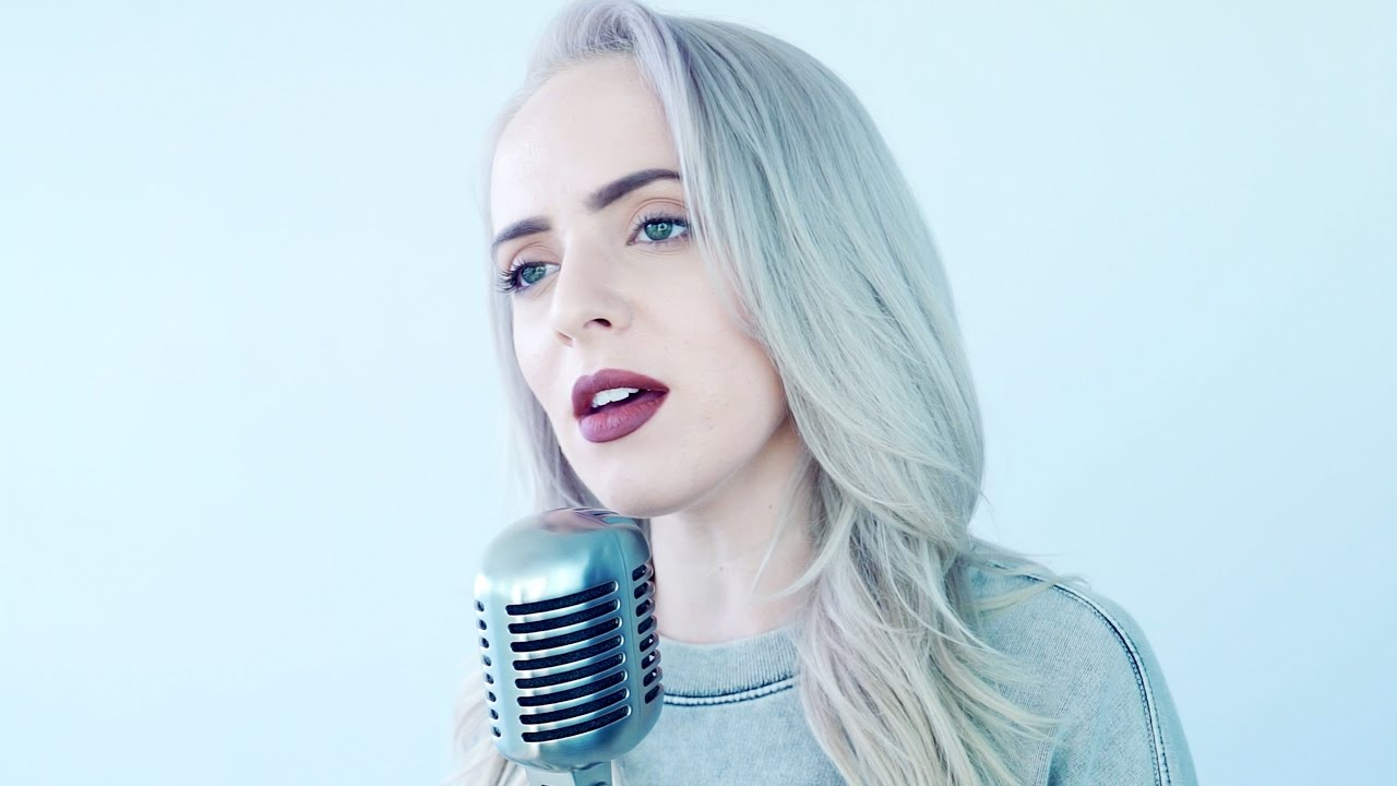 ZAYN & Taylor Swift - I Don't Wanna Live Forever - Madilyn Bailey