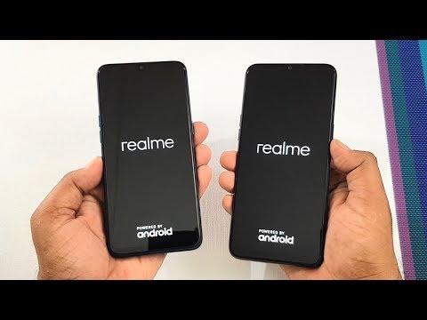Realme 5 Pro vs Realme 5 SpeedTest Camera Comparison