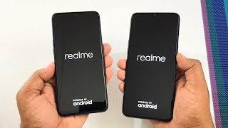 Realme 5 Pro vs Realme 5 SpeedTest & Camera Comparison