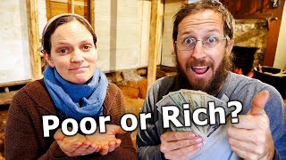 Are we RICH or POOR? Our Financial Situation...