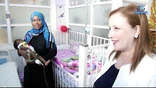 وفد وزاري يكسر البروتوكول و يتقاسم فرحة العيد مع اليتامى و الأطفال المرضى