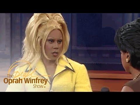 How RuPaul Went from Punk Rock Style to Drag   The Oprah Winfrey Show   Oprah Winfrey Network