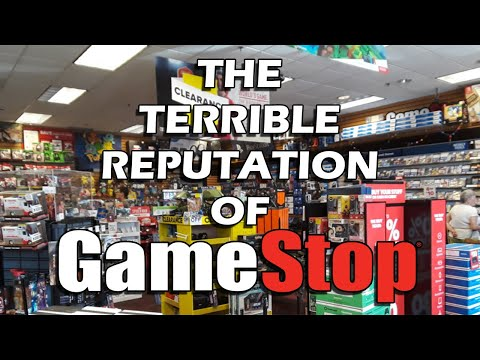 How GameStop Got Its Terrible Reputation