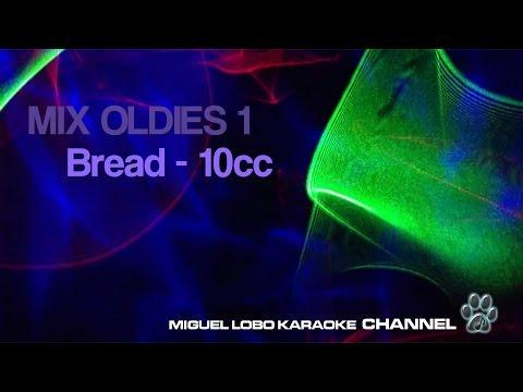 POTPOURRI KARAOKE   Oldies 1 - Bread - 10cc