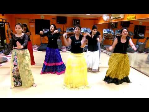 Navrai majhi - English Vinglish dance choreography