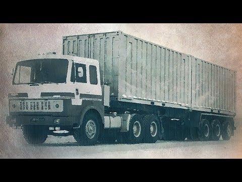 МАЗ-6422. Первый настоящий магистральник