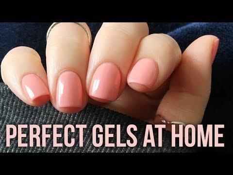 EASY DIY GEL MANICURE AT HOME! || KELLI MARISSA