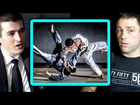 How to get good at jiu jitsu | Ryan Hall and Lex Fridman