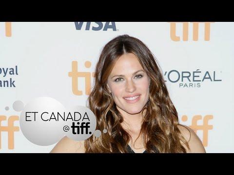 Jennifer Garner Admits She Hides In The Bathroom From Her Kids | TIFF 2016