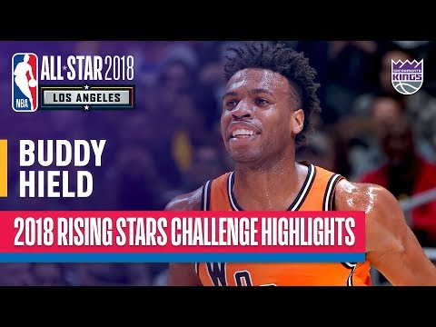 Buddy Hield Leads Team World, 29 Points in 2018 Rising Stars | Presented by Mtn Dew Kickstarter