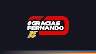Fernando Alonso: The F1 Paddock Pays Tribute