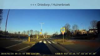 N303 Barneveld - Harderwijk