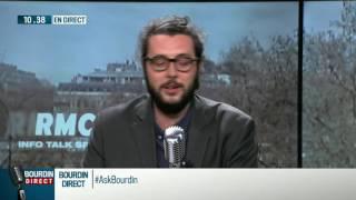 Pierre Sedze Producteur du live web de Jean-Jacques Bourdin