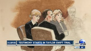 Taylor Swift trial advances with opening statements