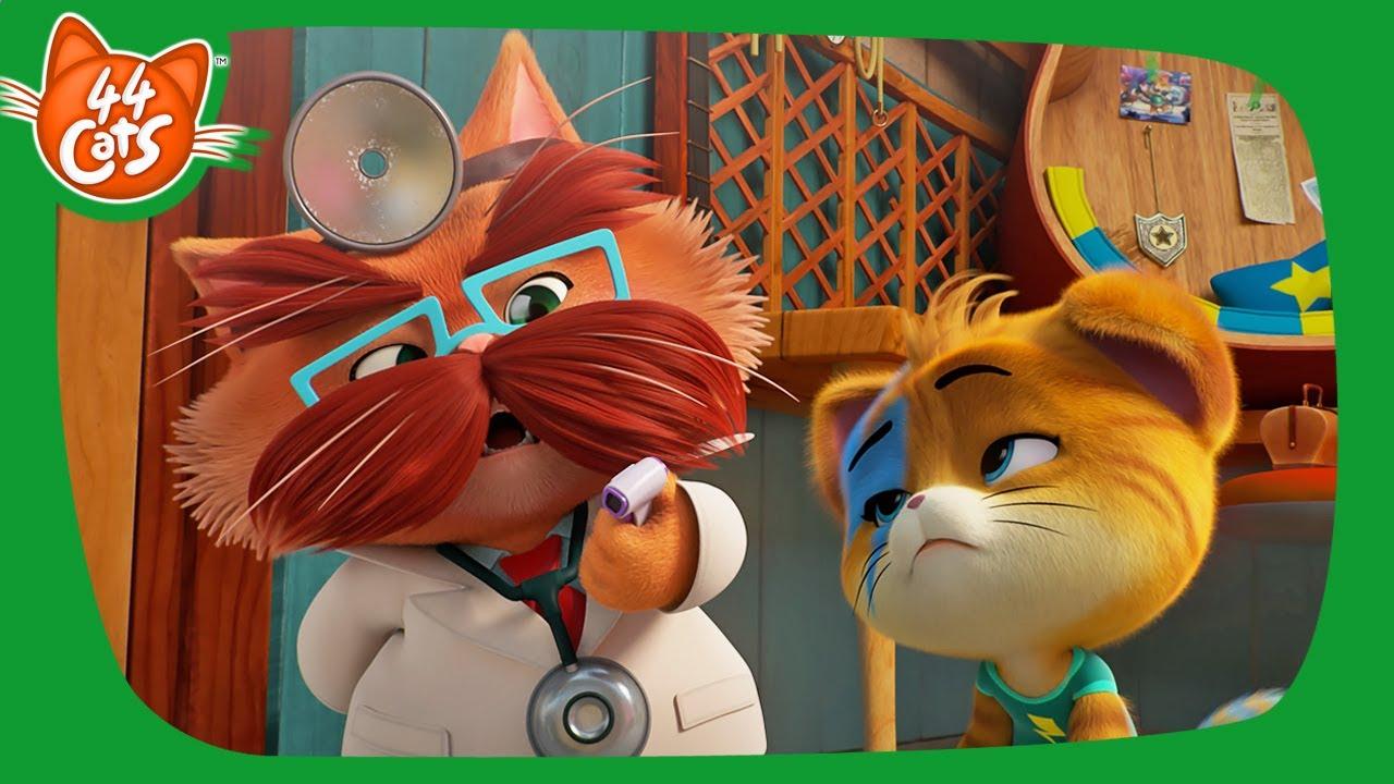 Download 44 Cats | Chodźmy do lekarza!