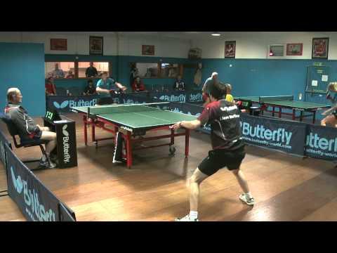 Kingfisher Grand Prix 2013 Final - Liam McTiernan v Joshua Gallen