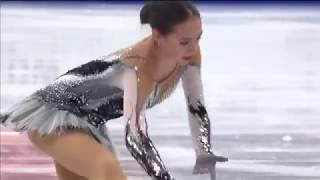 アリーナ ザギトワ Alina Zagitova SP Euro2018 欧州選手権2018 ショート演技 アリーナ・ザギトワ 検索動画 27