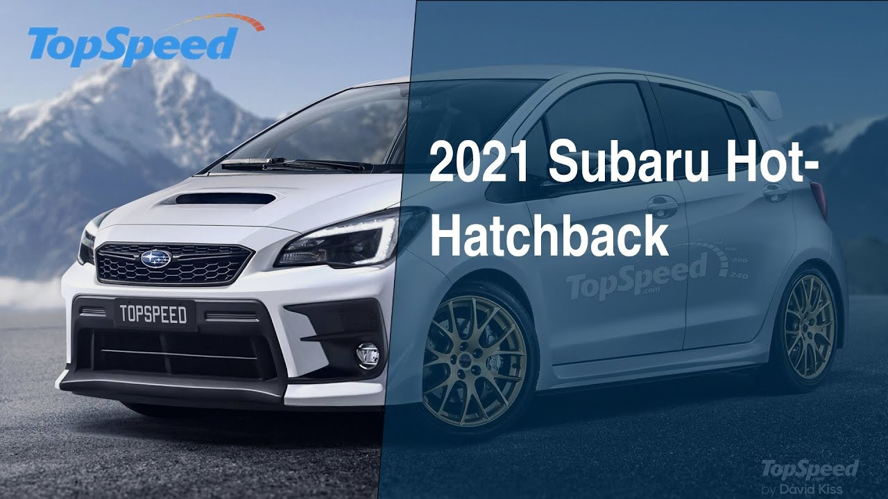 2021 subaru hot-hatchback