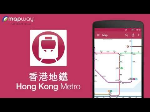 Hong Kong Metro - MTR map and route planner – Apps on Google