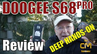 DOOGEE S68 Pro Test: Deep Hands-on Helio P70 Outdoor Smartphone IP68...