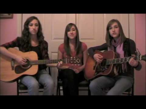 Crazier By Taylor Swift Acoustic Cover by Gardiner Sisters