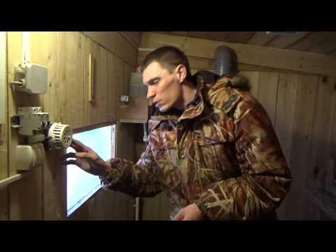 Обогрев курятника инфракрасным обогревателем (принцип подключения)