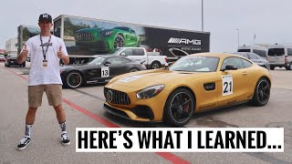 I Spent 2 Days at Mercedes AMG's Driving Academy - Was it worth $4000?