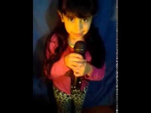 Samira salto Cantando Sicatrises-Rocio Quiroz (2do video)