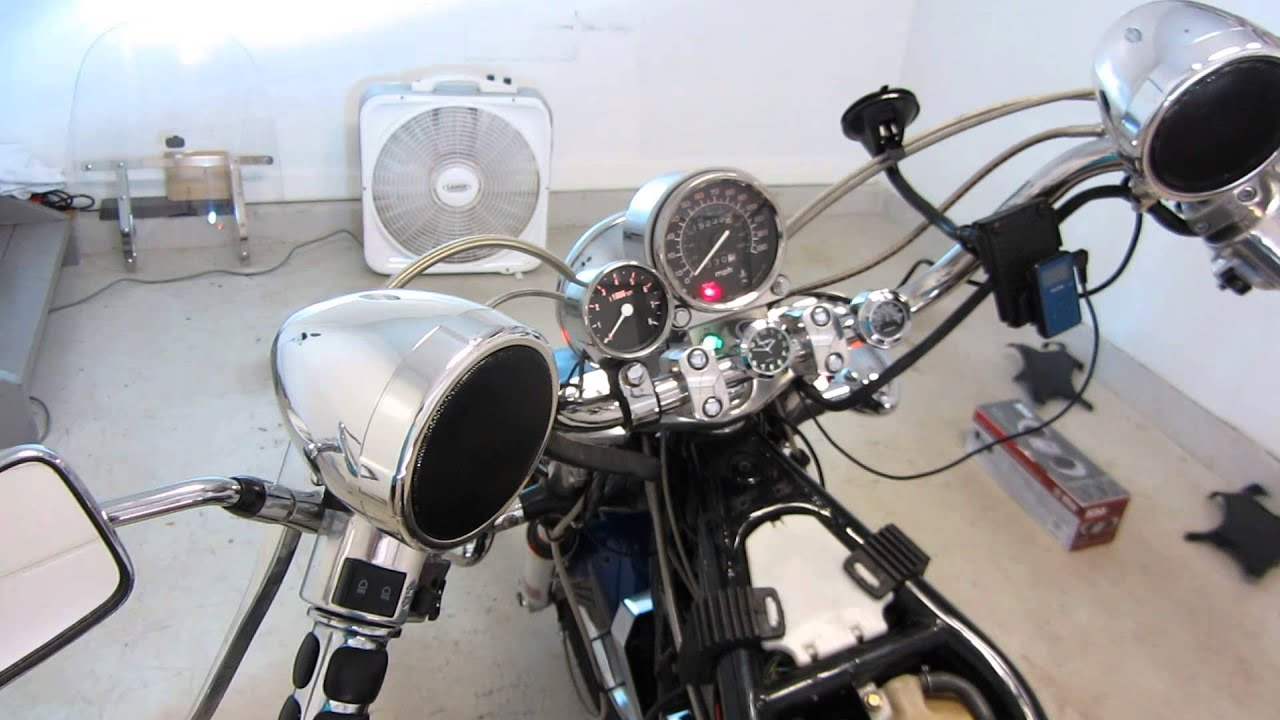 maxresdefault boss audio mc400 install motorcycle youtube boss rebel mc400 wiring diagram at honlapkeszites.co
