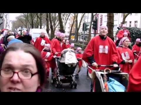 Karnevalszug Köln Sülz