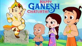 Chhota Bheem - Dholkapur Ganesh Utsav | जल दानव का हमला | Ganesh Chaturthi Special Video