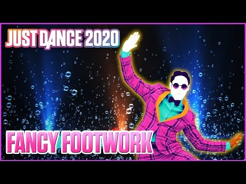 Just Dance 2020: Fancy Footwork By Chromeo   Official Track Gameplay [US]