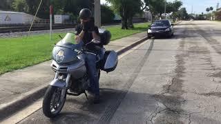 2004 Ducati Multi Strada 1000DS (silver) 2715 Fallen Cycles