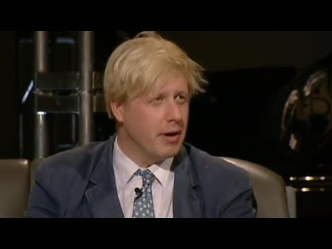 Boris Jonson Interview and lap - Top Gear - BBC