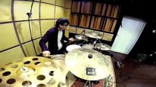 BURGERKILL - ONLY THE STRONG (BK's drums audition)