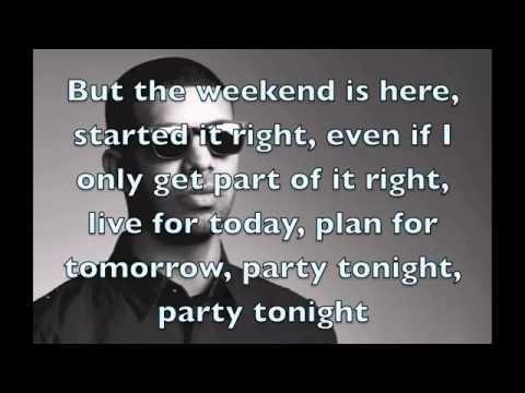Drake   The Real Her Lyrics On Screen
