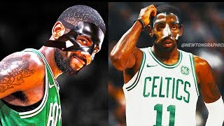 Kyrie Irving Will Wear a Mask after Injury! Celtics say Kyrie Irving Suffered Facial Structure