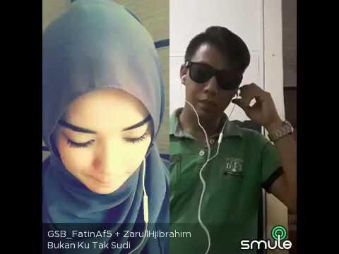 Bukan Ku Tak Sudi - Iklim (duet) cover by Fatin AF5 ft Zarullhjibrahim (smule)