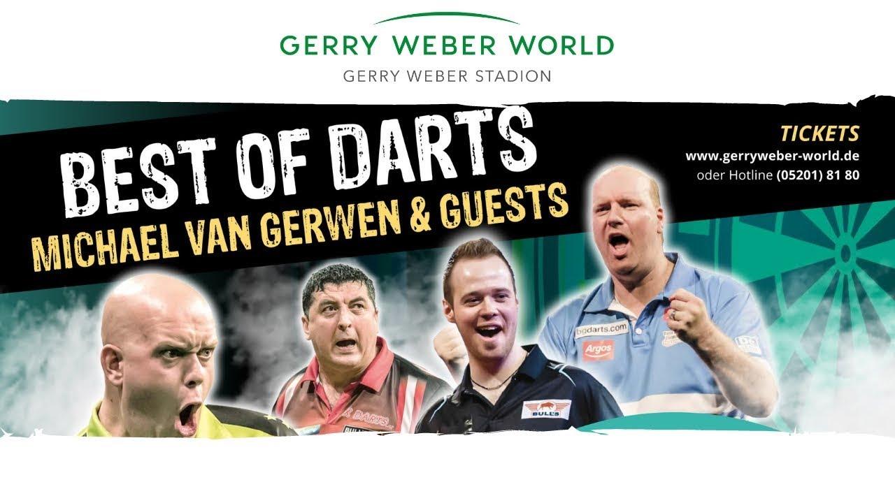 best loved 936c2 652f2 Best of Darts - Michael van Gerwen & Guests | GERRY WEBER EVENT CENTER