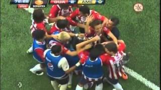 Guadalajara 3-0 América, Clausura 2011