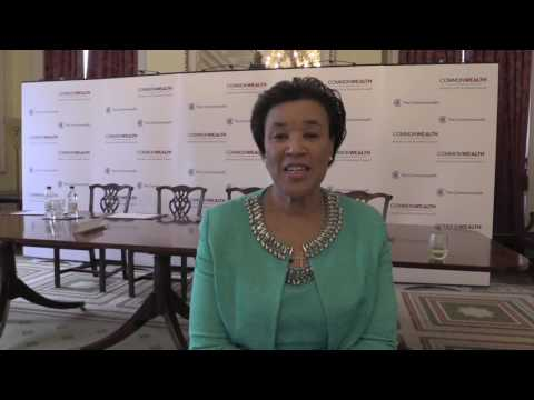 Interview with Commonwealth Secretary General Baroness Scotland