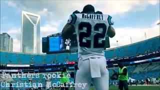 Christian McCaffrey Rookie Highlights