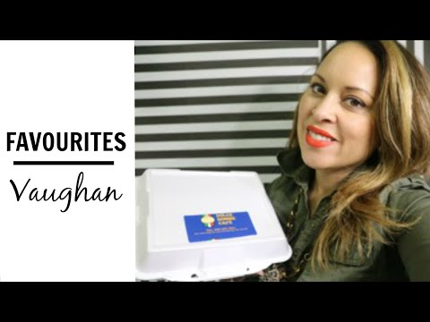 Favourites in Vaughan | Lisa in the city