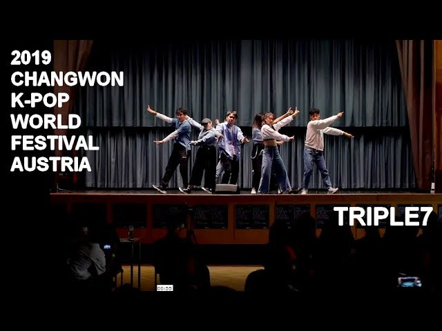 [2019 ChangFe Austria] TRIPLE7 (2nd place winners) / NCT127 - Regular, SNSD (소녀시대) - I Got A Boy