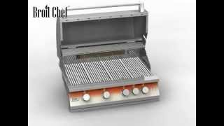 Lifetime Grill Broilchef Bcp-500l Buy From Www.builddirect.com