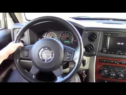 Jeep Commander 3.0   0-100km