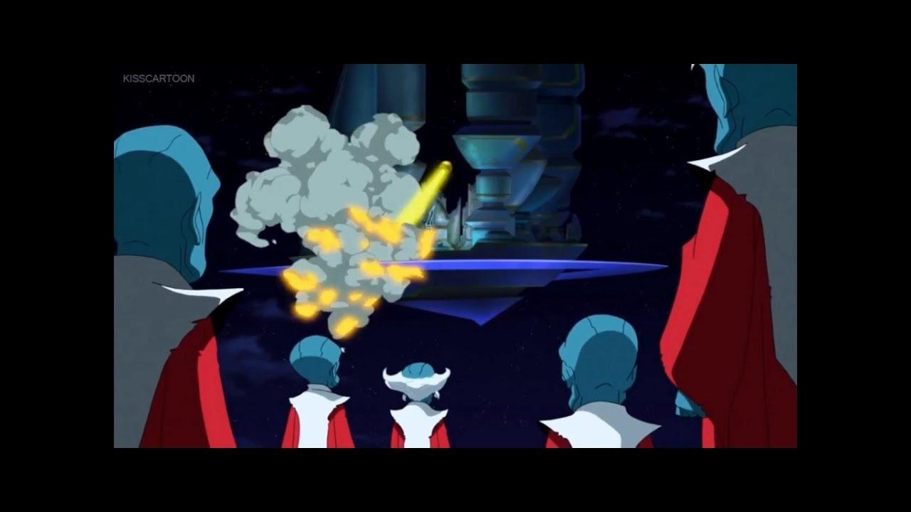 Download Sinestro's attack on Oa part 2/2 (Green Lantern: First Flight)
