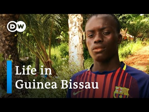 Finding a future in impoverished Guinea Bissau | DW Stories