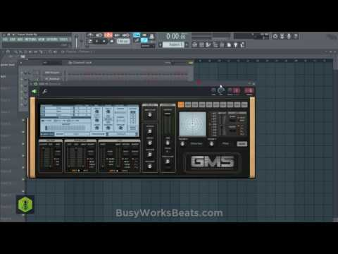 Future ft. Drake 100it Racks FL Studio 12 Tutorial
