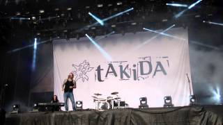 tAKiDA - You Learn (live at Bråvalla Festival, Sweden)